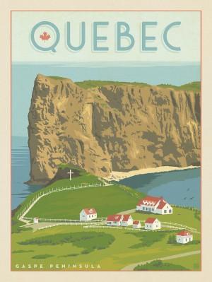 Canada: Quebec's Perce Gaspe Peninsula