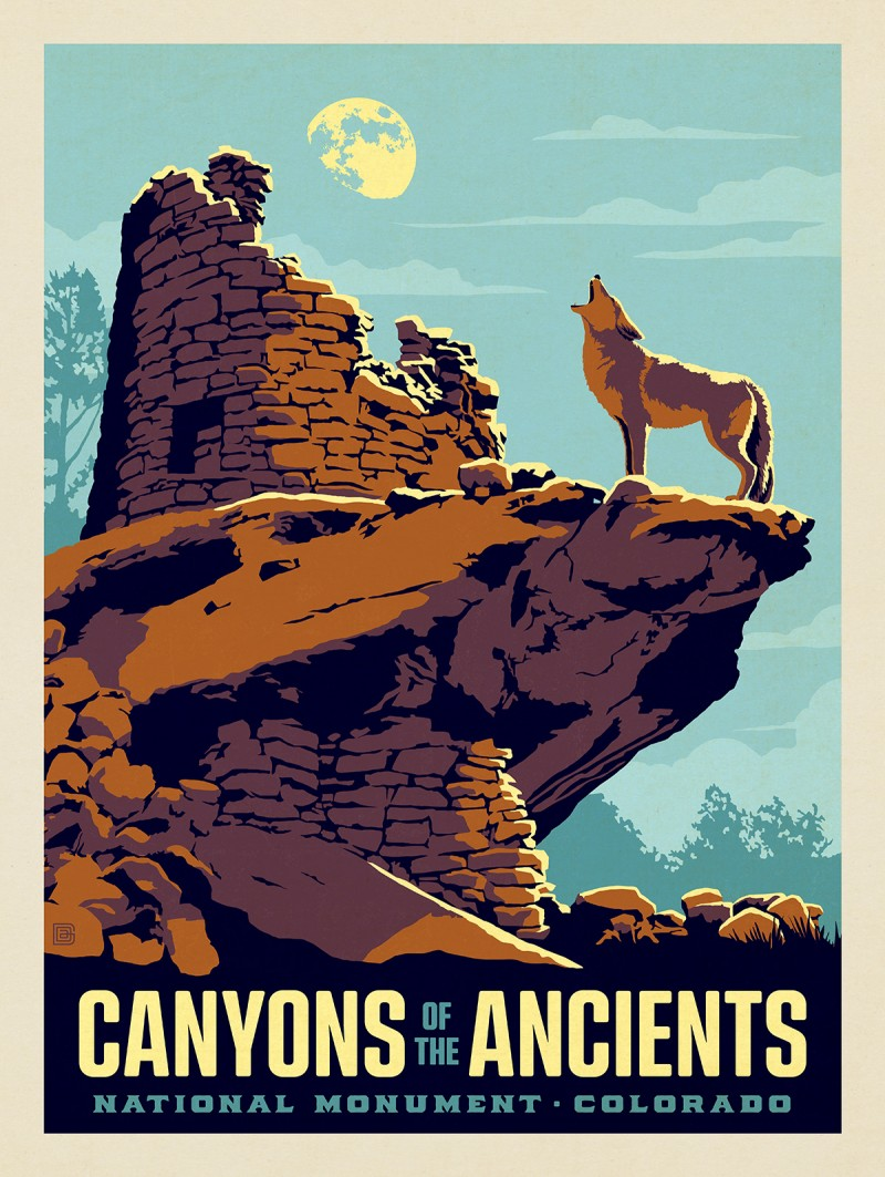 Canyons of the Ancients National Monument, CO