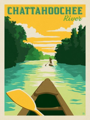Chattahoochee River, Georgia
