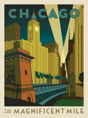 Chicago: Magnificent Mile