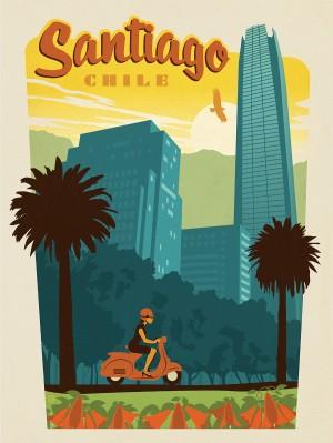 Chile: Santiago