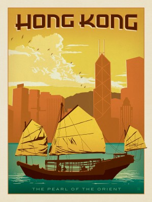 China: Hong Kong