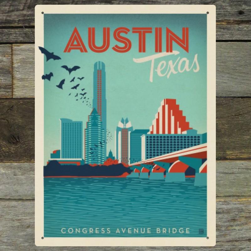 Remarkable Austin Tx Congress Ave Bridge Anderson Design Group Download Free Architecture Designs Itiscsunscenecom