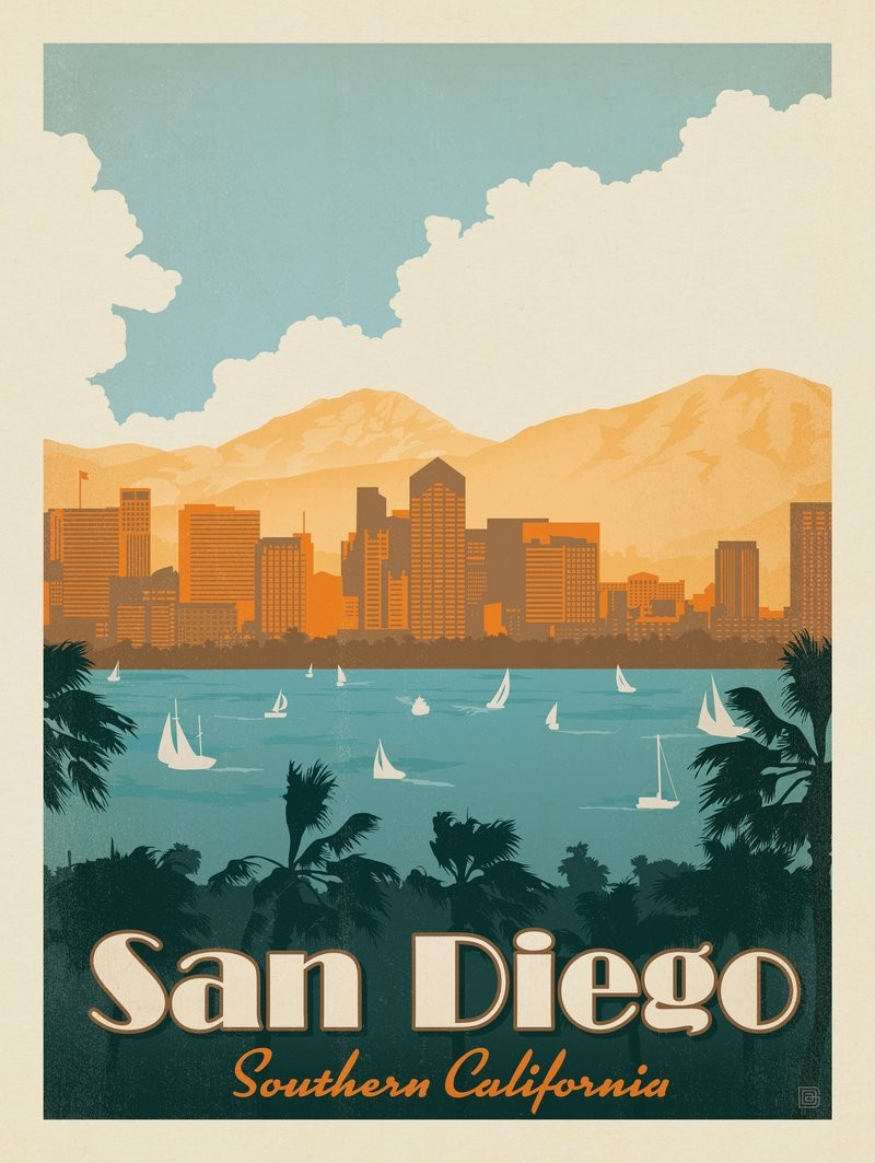 San Diego Southern California Anderson Design Group