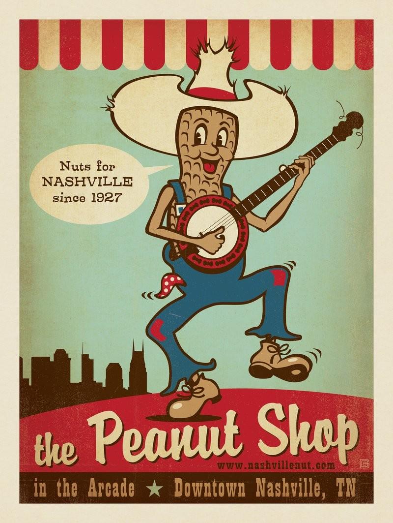 The Peanut Shop | Anderson Design Group