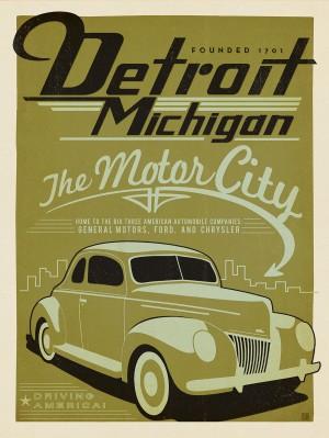 Detroit: Print Shop