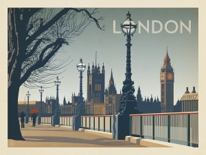 England: London, Horizontal