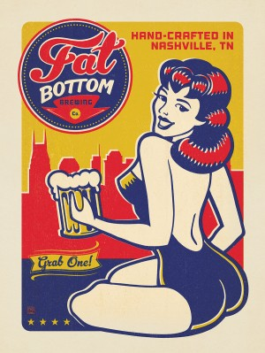 Fat Bottom Beer