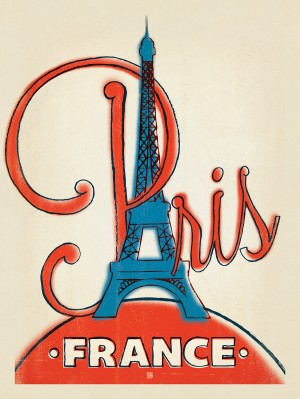 France: Paris, 1960s