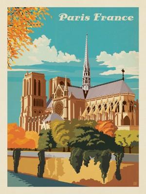 France: Paris, Notre Dame