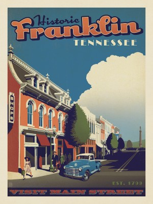 Franklin: Main Street