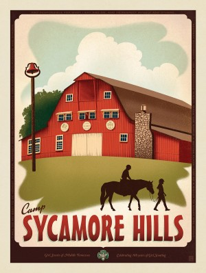 Girl Scouts: Camp Sycamore Hills