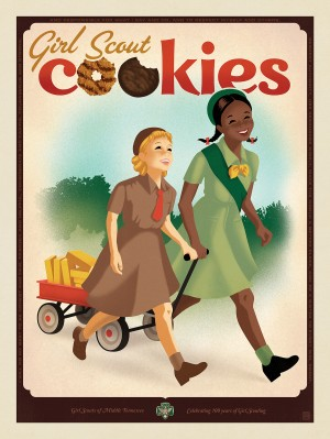 Girl Scouts: Cookies