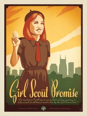 Girl Scouts: Promise