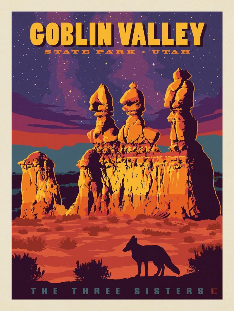 Goblin Valley State Park, Utah