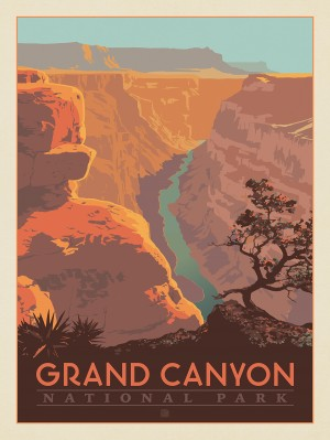 Grand Canyon National Park: River View