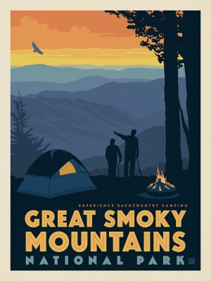 Great Smoky Mountains National Park: Back Country Camping