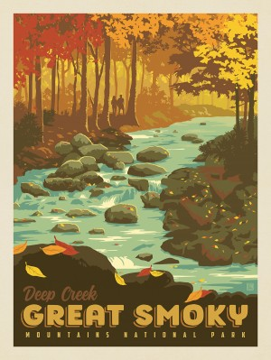 Great Smoky Mountains National Park: Deep Creek