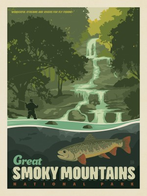 Great Smoky Mountains National Park: Speckled Trout