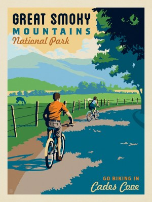 Great Smoky Mountains National Park: Biking in Cades Cove
