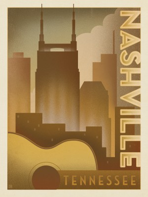 Guitar Skyline