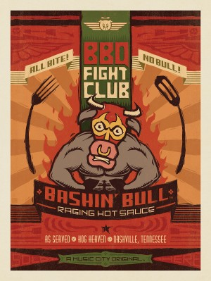 Hog Heaven BBQ Fight Club: Bashin' Bull