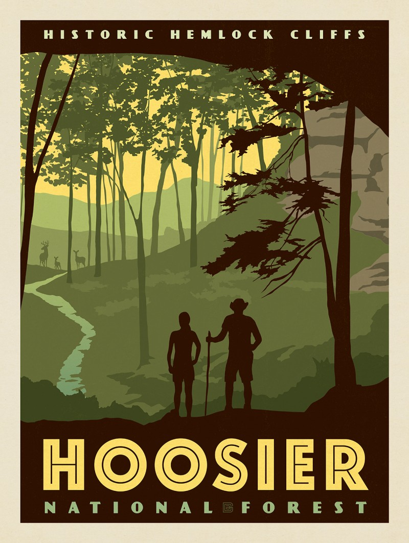 Hoosier National Forest, Indiana