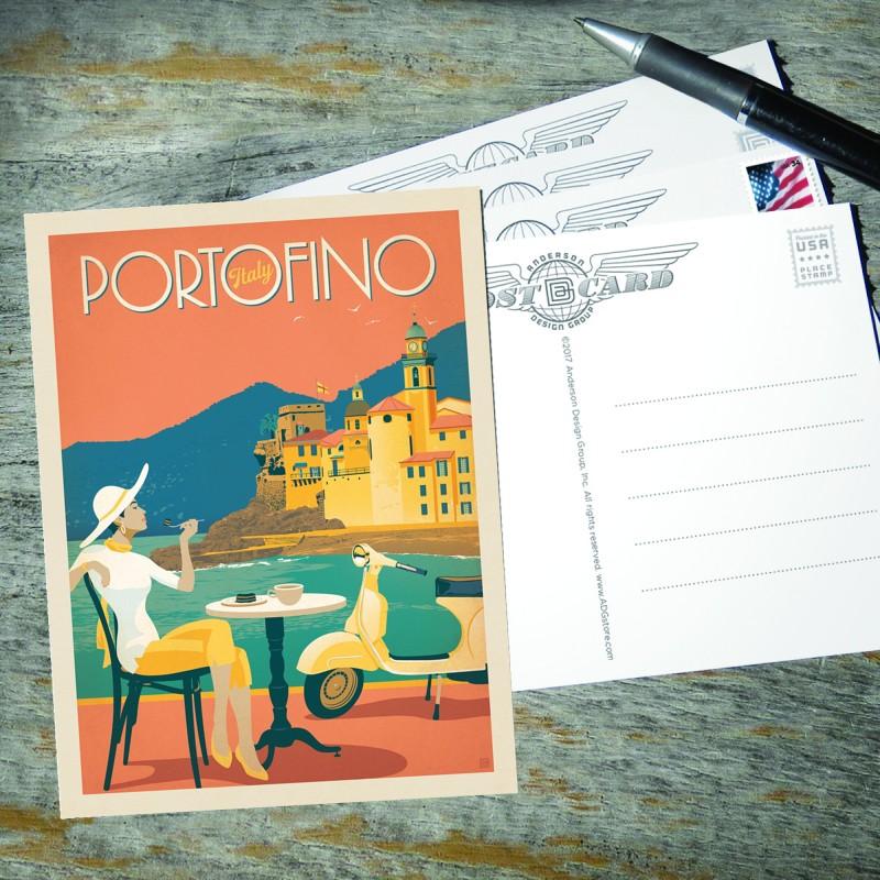 Anderson Design Group World Travel Italy Portofino