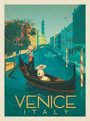 Italy: Venice Gondola Ride