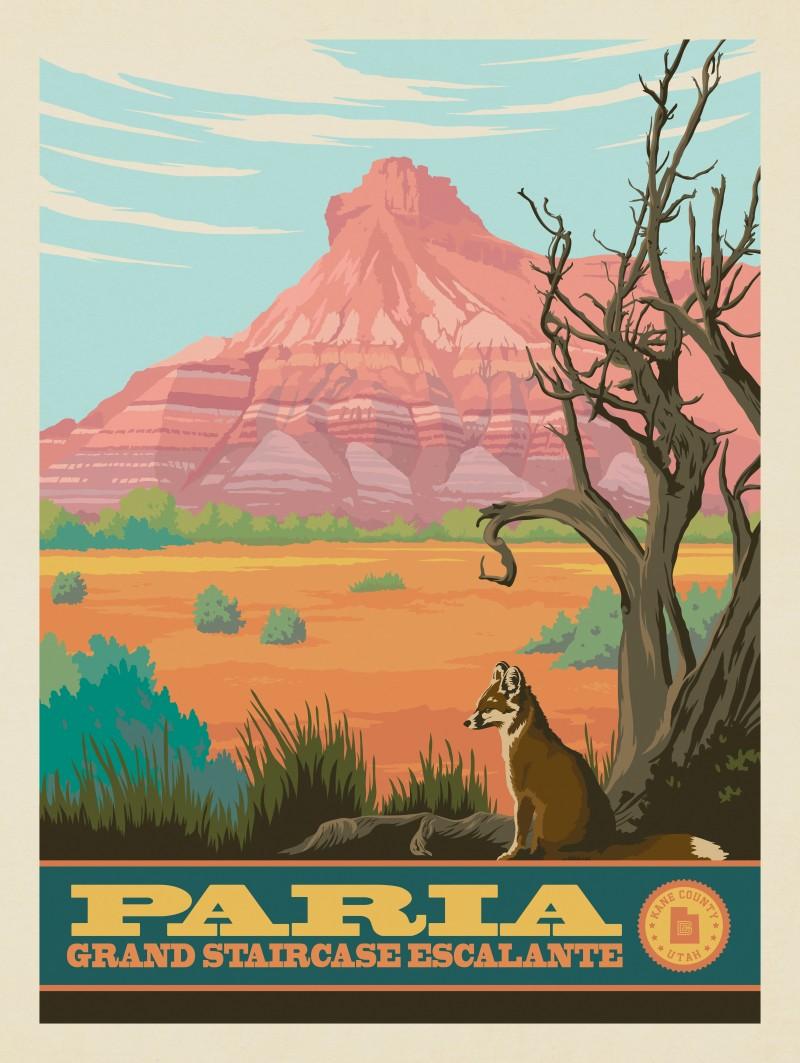 Kane County, UT: Paria