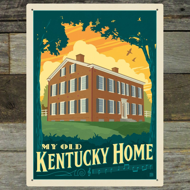 Old kentucky home tour pictures