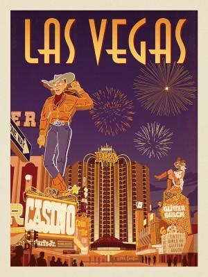 Las Vegas: Viva Vintage Vegas