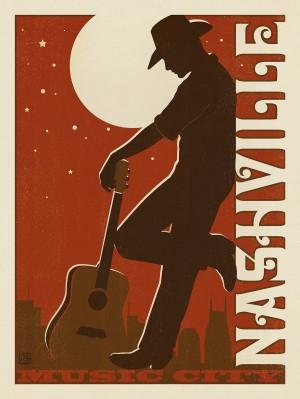 Leaning Cowboy