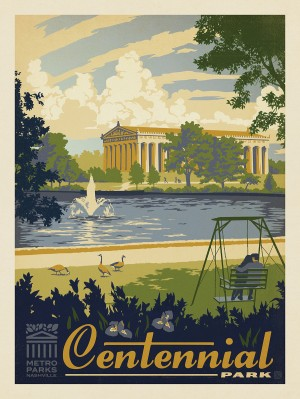 Metro Parks: Centennial Park