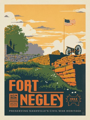 Metro Parks: Fort Negley