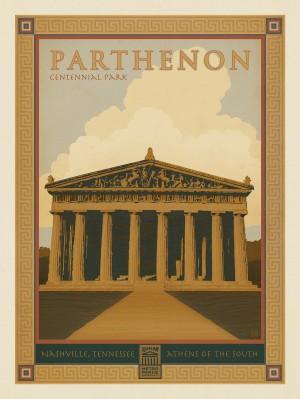 Metro Parks: Parthenon
