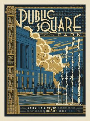 Metro Parks: Public Square