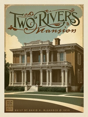 Metro Parks: Two Rivers Mansion