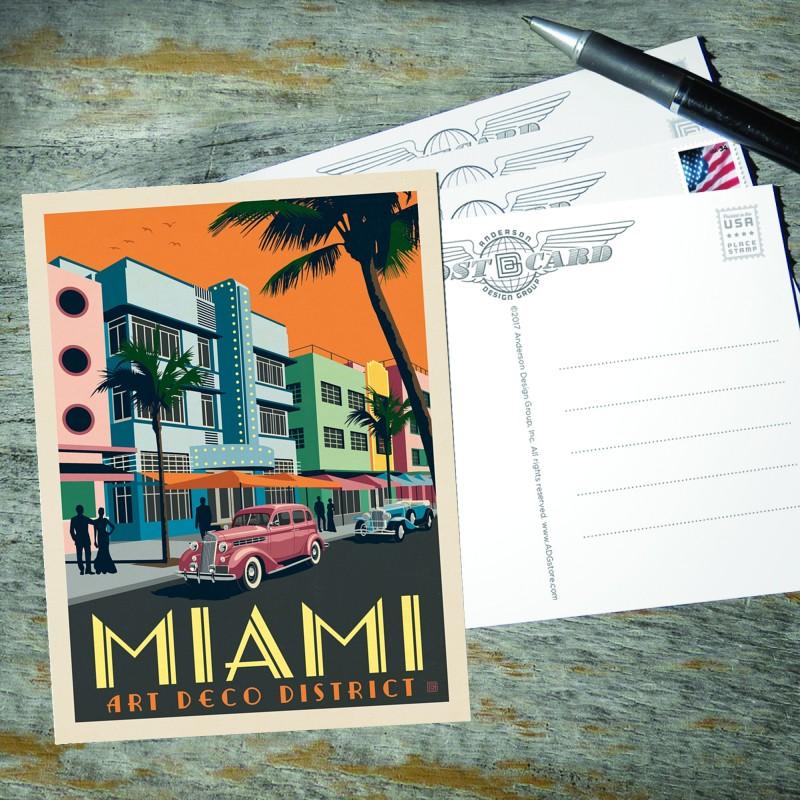 Miami: Art Deco District | Anderson Design Group