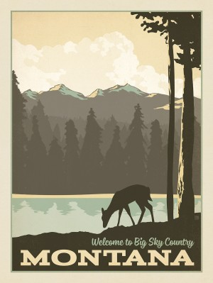 Montana: Welcome To Big Sky Country