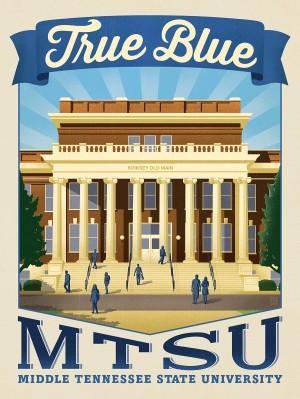 MTSU: True Blue