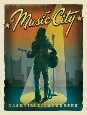 Music City (Woman)