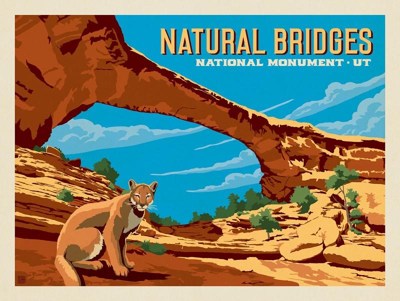 Natural Bridges National Monument, UT