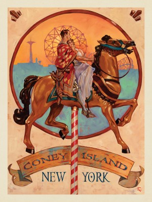 New York: Coney Island Dream