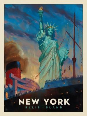 New York: Ellis Island