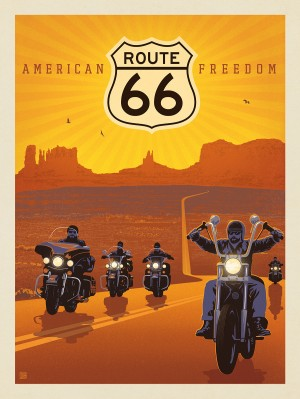 Route 66: American Freedom