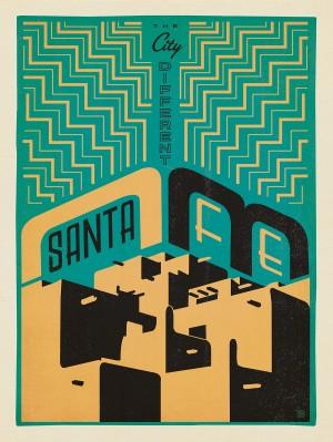 Santa Fe: Print Shop