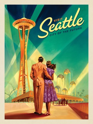 Seattle: Space Needle