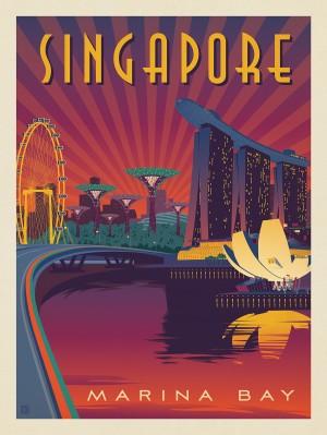 Singapore: Marina Bay