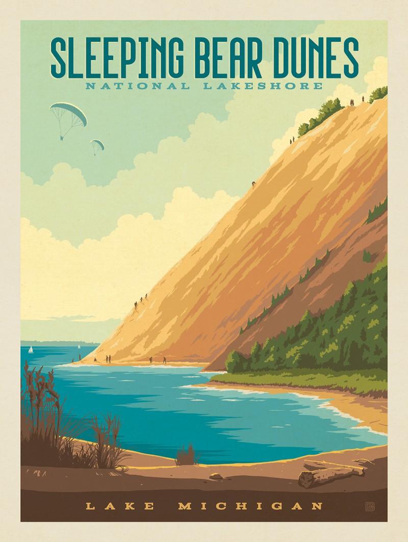 Sleeping Bear Dunes National Lakeshore |
